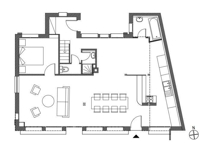 01 Maison St Malo plan RDC - copie